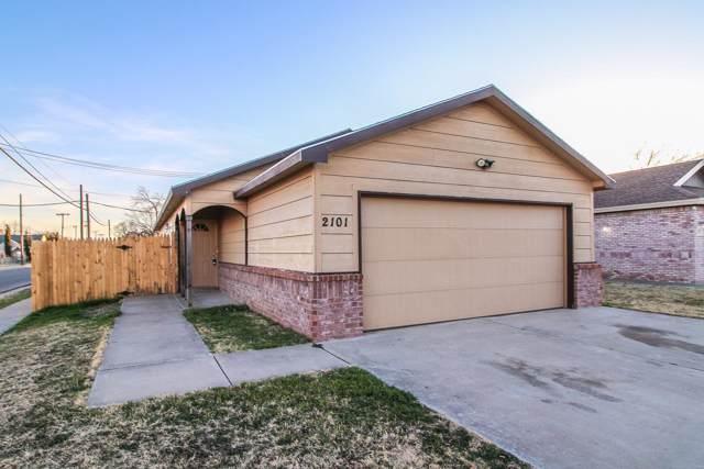 2101 21st Street, Lubbock, TX 79411 (MLS #202000541) :: Lyons Realty