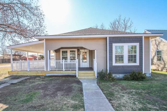505 W Garza Street, Slaton, TX 79364 (MLS #202000553) :: Reside in Lubbock | Keller Williams Realty