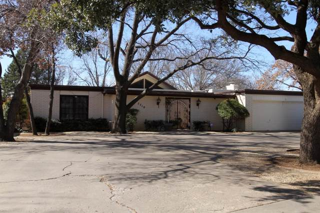 7710 Knoxville Drive, Lubbock, TX 79423 (MLS #202000559) :: Lyons Realty