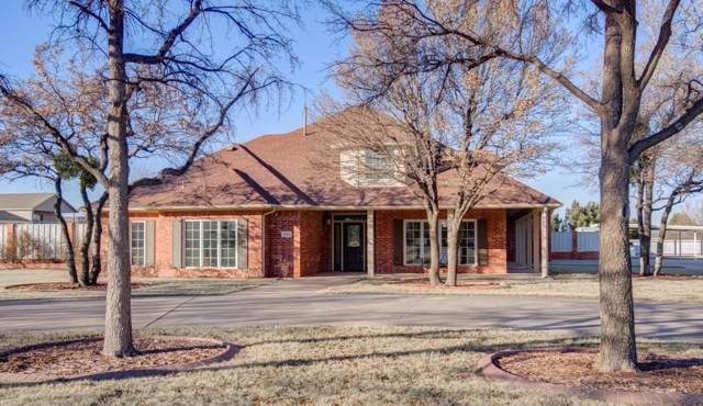 8704 153rd Street, Wolfforth, TX 79382 (MLS #202000573) :: Stacey Rogers Real Estate Group at Keller Williams Realty