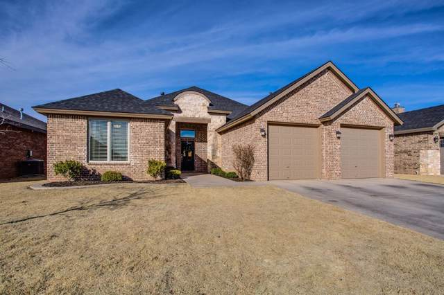 6912 72nd Street, Lubbock, TX 79424 (MLS #202000580) :: The Lindsey Bartley Team