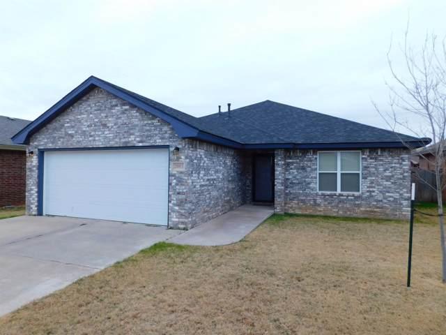 2003 86th Street, Lubbock, TX 79423 (MLS #202000593) :: McDougal Realtors