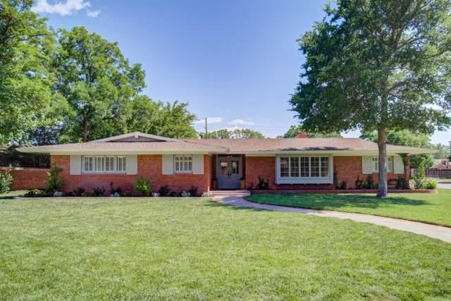 4609 16th Street, Lubbock, TX 79416 (MLS #202000595) :: Lyons Realty