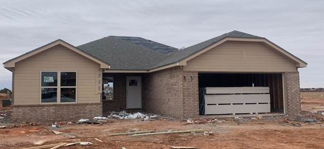 2919 138th, Lubbock, TX 79423 (MLS #202000602) :: McDougal Realtors