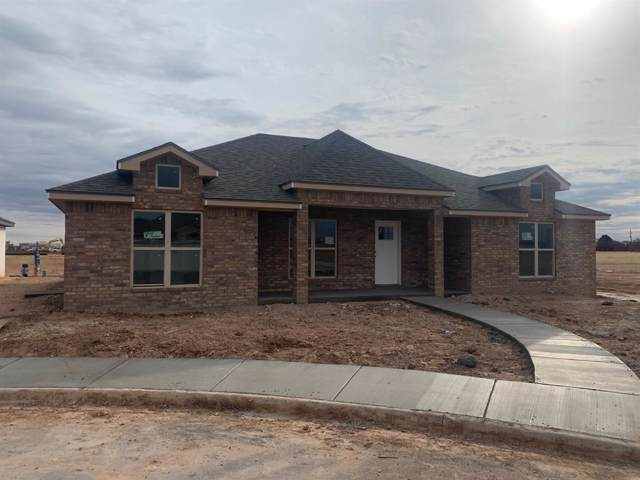 130 Augustine, Wolfforth, TX 79382 (MLS #202000612) :: The Lindsey Bartley Team