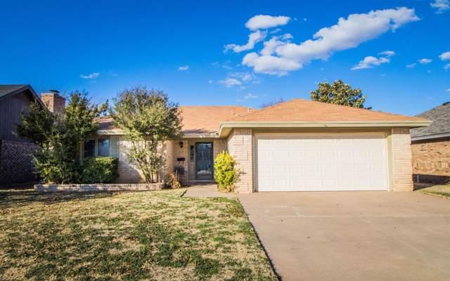 5706 89th Street, Lubbock, TX 79424 (MLS #202000614) :: Lyons Realty