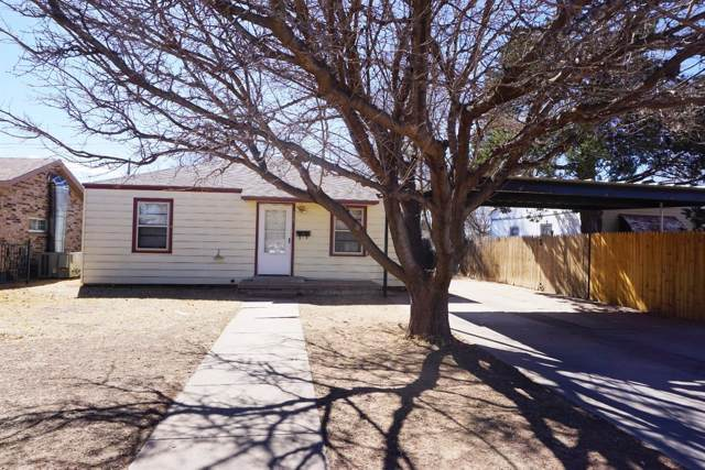 3207 Amherst Street, Lubbock, TX 79415 (MLS #202000625) :: Stacey Rogers Real Estate Group at Keller Williams Realty