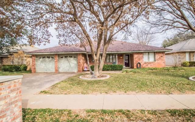 4016 97th Street, Lubbock, TX 79423 (MLS #202000629) :: McDougal Realtors