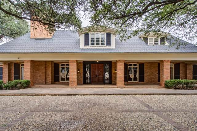 4702 21st Street, Lubbock, TX 79407 (MLS #202000638) :: Stacey Rogers Real Estate Group at Keller Williams Realty
