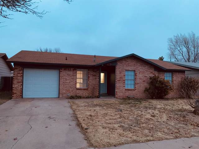 6126 36th Street, Lubbock, TX 79407 (MLS #202000643) :: McDougal Realtors