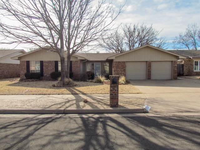 5107 71st Street, Lubbock, TX 79424 (MLS #202000646) :: The Lindsey Bartley Team