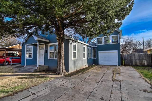 2113 24th Street, Lubbock, TX 79411 (MLS #202000648) :: The Lindsey Bartley Team