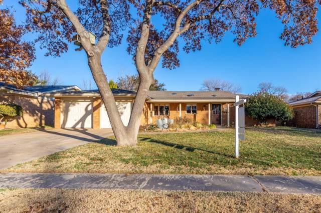 3714 70th Street, Lubbock, TX 79413 (MLS #202000649) :: Lyons Realty