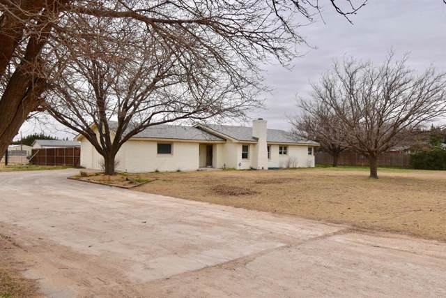 5235 S 168th Street, Lubbock, TX 79424 (MLS #202000653) :: The Lindsey Bartley Team