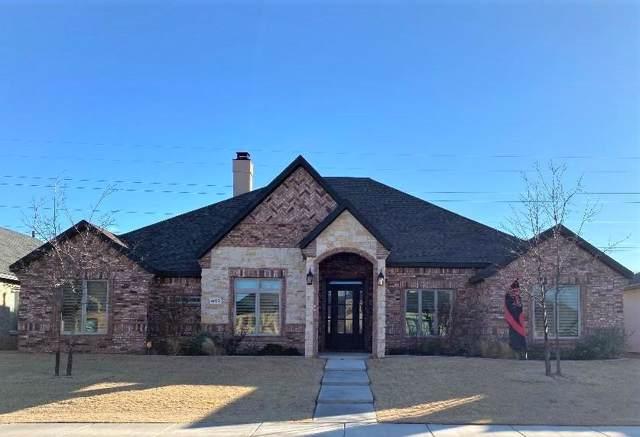 4603 106th Street, Lubbock, TX 79424 (MLS #202000658) :: Reside in Lubbock | Keller Williams Realty