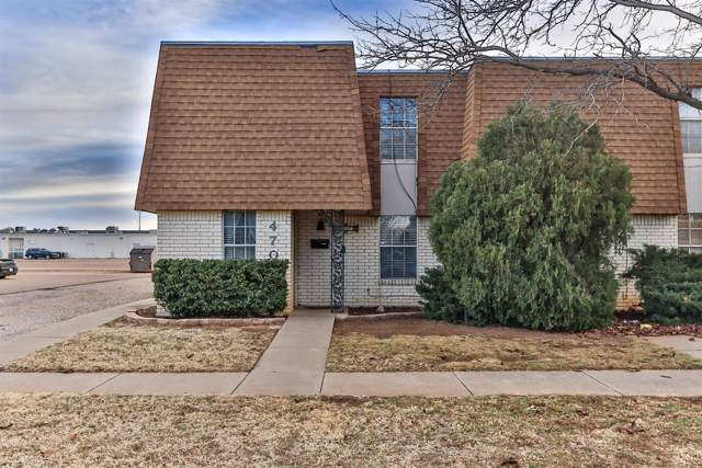 4701 48th Street, Lubbock, TX 79414 (MLS #202000664) :: Stacey Rogers Real Estate Group at Keller Williams Realty
