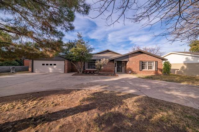 2304 Seaboard Avenue, Midland, TX 79705 (MLS #202000680) :: Stacey Rogers Real Estate Group at Keller Williams Realty