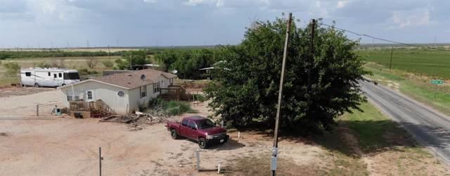 10637 Farm Road 1609 Road, Snyder, TX  (MLS #202000683) :: McDougal Realtors