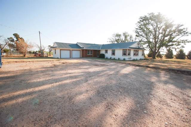 4223 E County Road 7900, Slaton, TX 79364 (MLS #202000684) :: McDougal Realtors