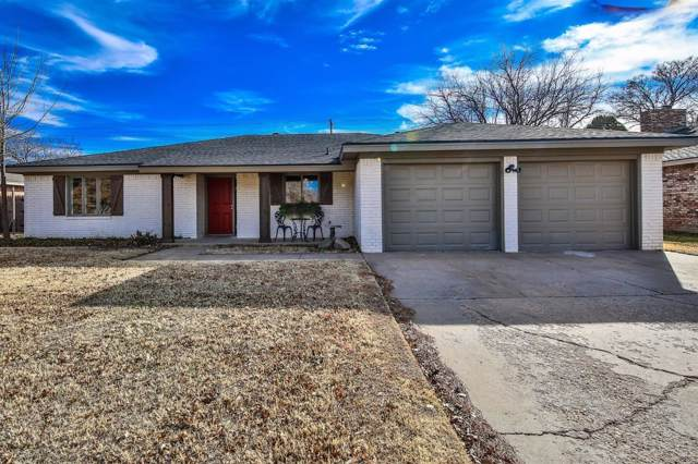 5719 73rd Street, Lubbock, TX 79424 (MLS #202000693) :: Stacey Rogers Real Estate Group at Keller Williams Realty