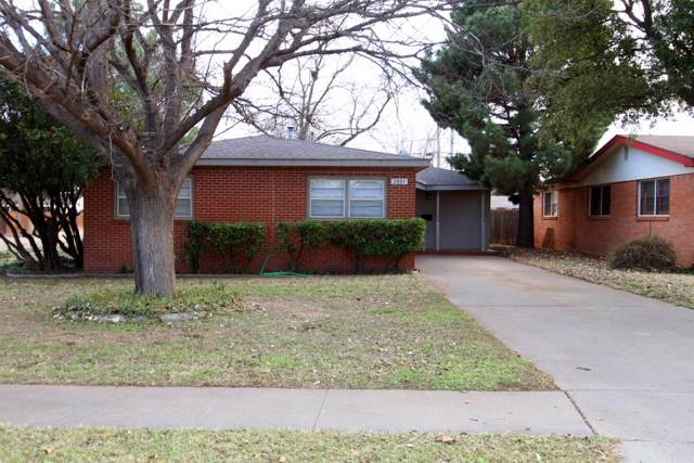 2801 56th Street, Lubbock, TX 79413 (MLS #202000720) :: The Lindsey Bartley Team