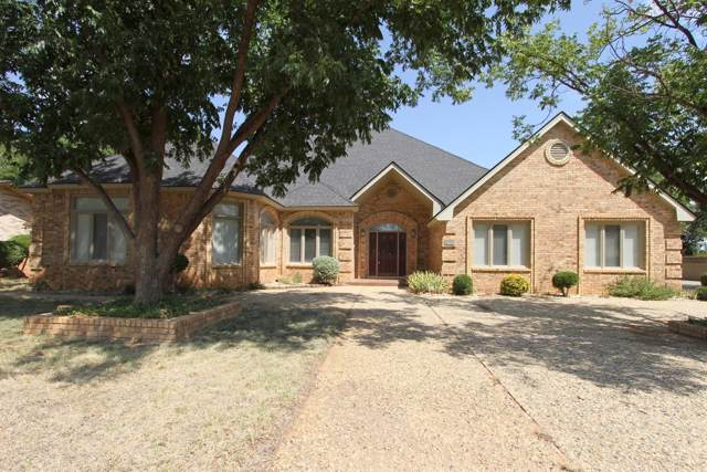 2216 S 2nd Place, Lamesa, TX 79331 (MLS #202000731) :: The Lindsey Bartley Team