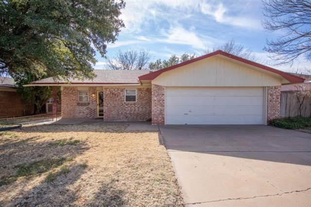 3603 85th Street, Lubbock, TX 79423 (MLS #202000732) :: Lyons Realty