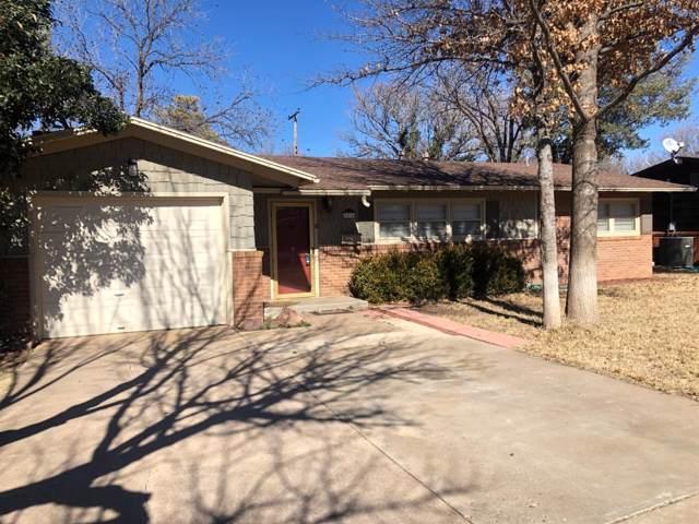 3514 42nd Street, Lubbock, TX 79413 (MLS #202000734) :: The Lindsey Bartley Team