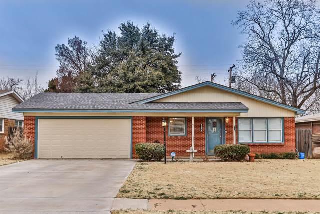 4516 48th Street, Lubbock, TX 79414 (MLS #202000744) :: Lyons Realty