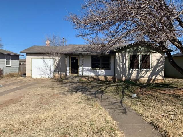 2614 44th Street, Lubbock, TX 79413 (MLS #202000757) :: Lyons Realty