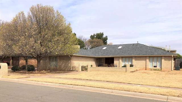4018 88th Place, Lubbock, TX 79423 (MLS #202000785) :: Lyons Realty