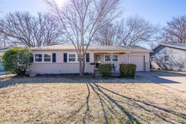 3707 32nd Street, Lubbock, TX 79410 (MLS #202000813) :: Stacey Rogers Real Estate Group at Keller Williams Realty