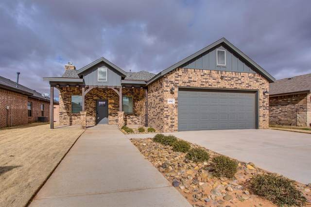 6962 22nd Place, Lubbock, TX 79407 (MLS #202000881) :: The Lindsey Bartley Team