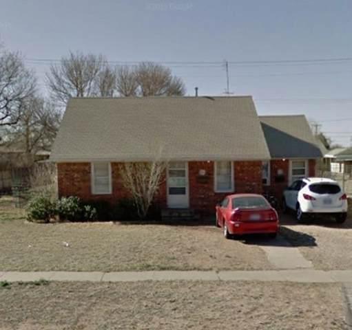 406 E Buckley Street, Brownfield, TX 79316 (MLS #202000890) :: McDougal Realtors