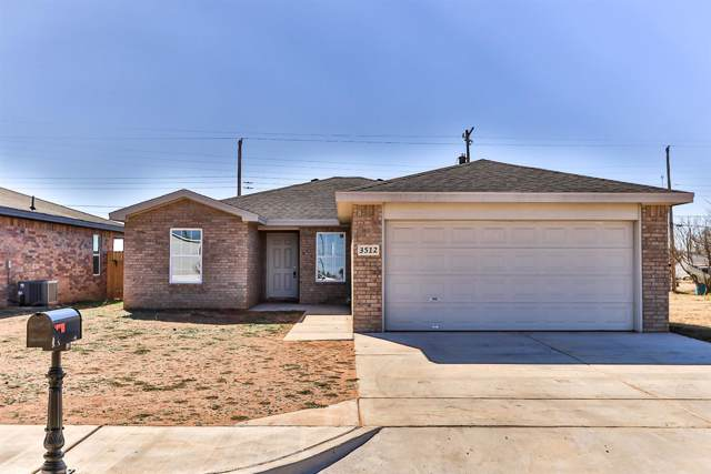 3512 E 14th Street, Lubbock, TX 79403 (MLS #202000932) :: The Lindsey Bartley Team