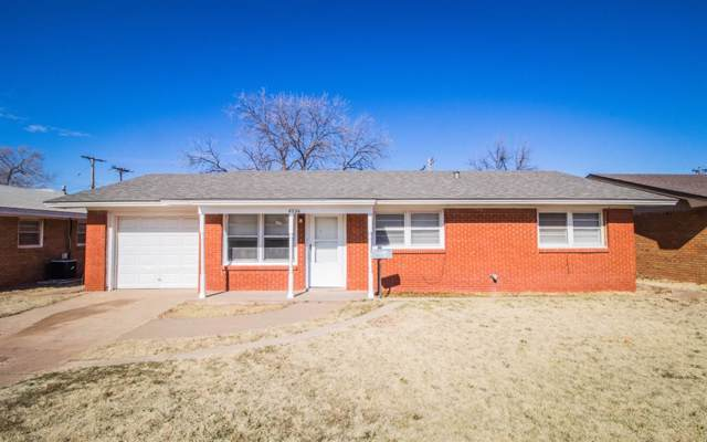 4934 9th Street, Lubbock, TX 79416 (MLS #202000935) :: Lyons Realty