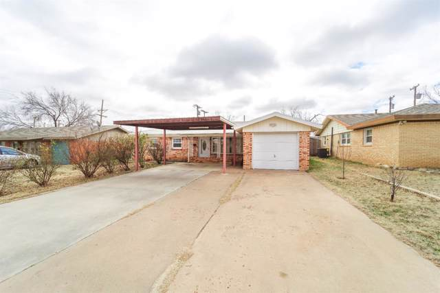 4403 26th Street, Lubbock, TX 79410 (MLS #202000945) :: Stacey Rogers Real Estate Group at Keller Williams Realty