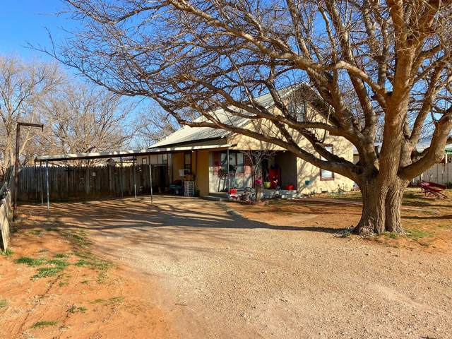 1509 S Ave N, Lamesa, TX 79331 (MLS #202000949) :: The Lindsey Bartley Team