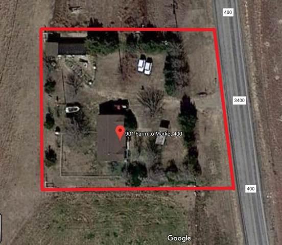 901 N Farm Road 400, Lubbock, TX 79403 (MLS #202000950) :: The Lindsey Bartley Team