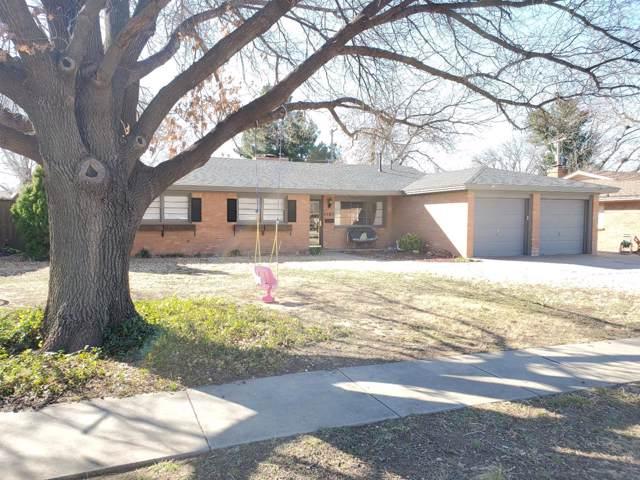 4203 64th Street, Lubbock, TX 79413 (MLS #202000955) :: Lyons Realty