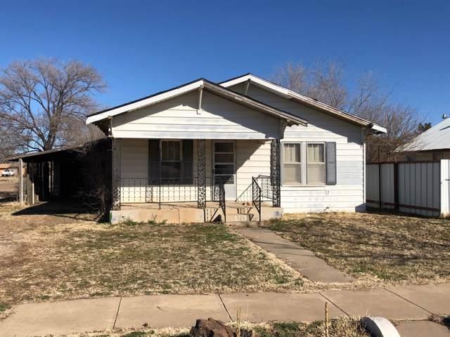 528 W Grover Street, Floydada, TX 79235 (MLS #202000967) :: Stacey Rogers Real Estate Group at Keller Williams Realty