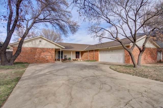 4912 79th Street, Lubbock, TX 79424 (MLS #202000968) :: Stacey Rogers Real Estate Group at Keller Williams Realty