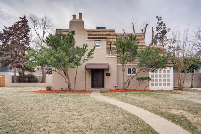 2901 21st Street, Lubbock, TX 79410 (MLS #202000977) :: Stacey Rogers Real Estate Group at Keller Williams Realty