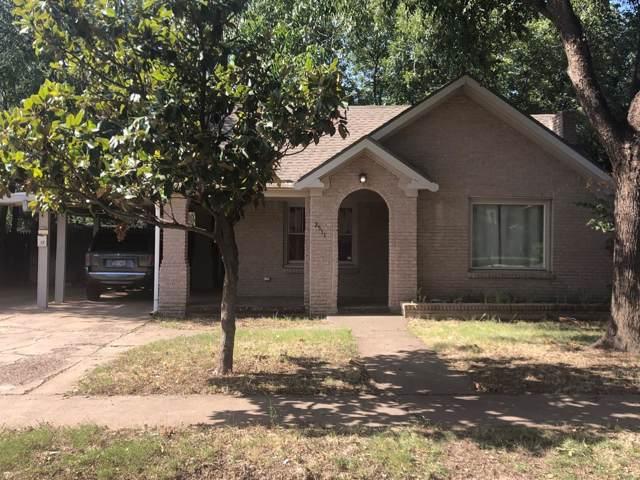 2511 26th Street, Lubbock, TX 79410 (MLS #202000983) :: Reside in Lubbock | Keller Williams Realty