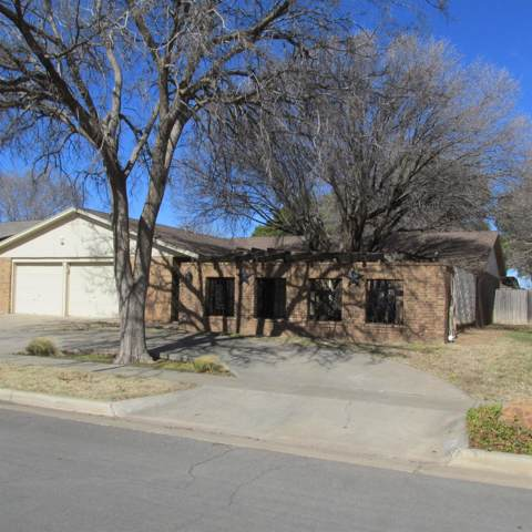 4510 77th Street, Lubbock, TX 79424 (MLS #202000990) :: Stacey Rogers Real Estate Group at Keller Williams Realty