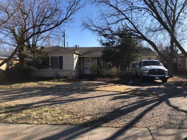 3211 26th Street, Lubbock, TX 79410 (MLS #202000992) :: Stacey Rogers Real Estate Group at Keller Williams Realty