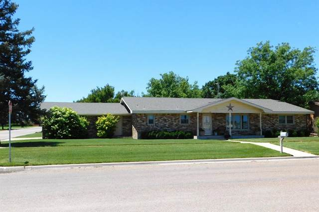 1801 W Ave G, Muleshoe, TX 79347 (MLS #202001070) :: The Lindsey Bartley Team