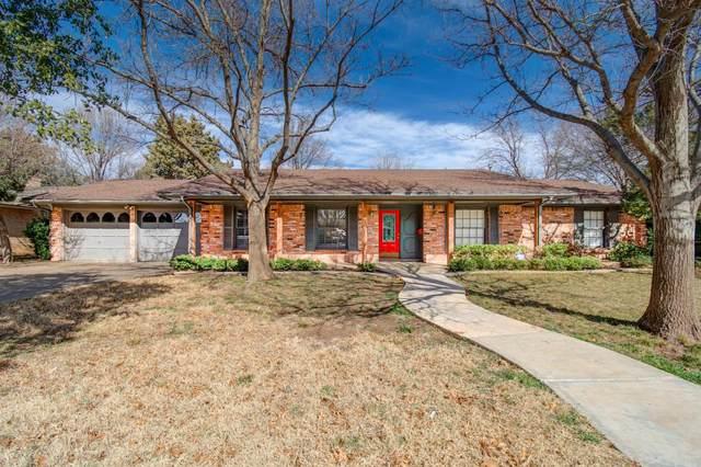 5408 43rd Street, Lubbock, TX 79414 (MLS #202001091) :: Lyons Realty