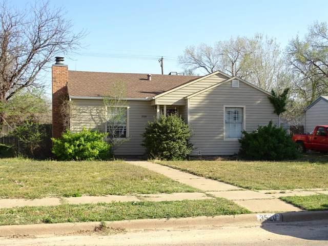 3520 28th Street, Lubbock, TX 79410 (MLS #202001093) :: McDougal Realtors