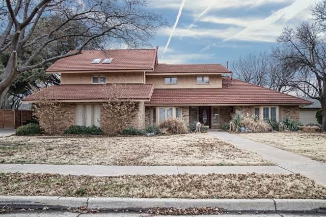 8406 Vicksburg Avenue, Lubbock, TX 79424 (MLS #202001133) :: Lyons Realty
